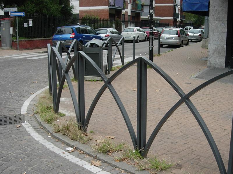 Barriere Arredo Urbano.Arredo Urbano Sportissimo
