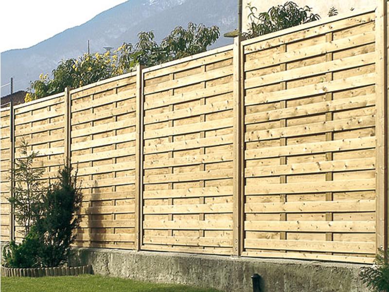 Arredo giardini sportissimo for Divisori da esterno
