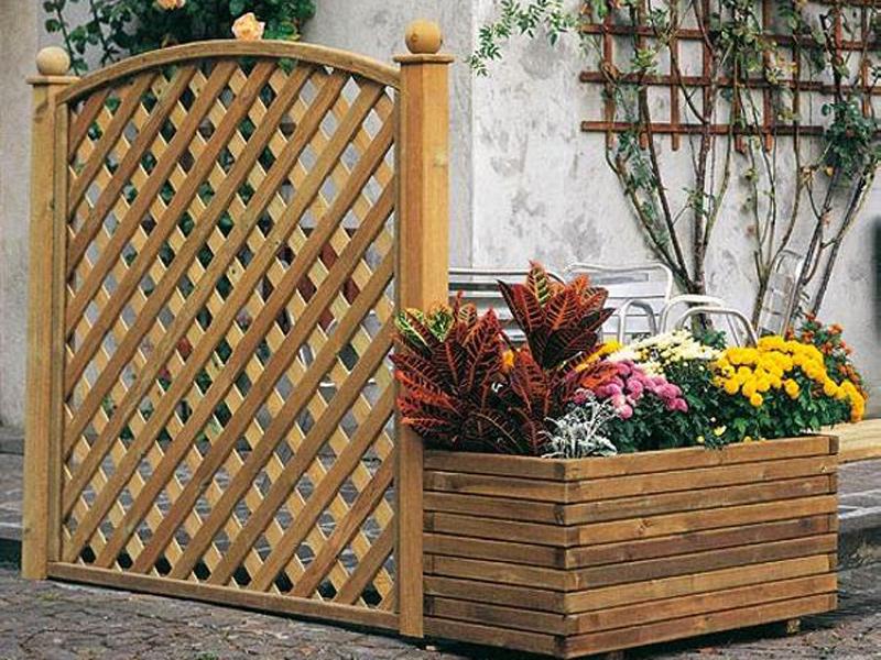 Arredo giardini sportissimo for Divisori da giardino